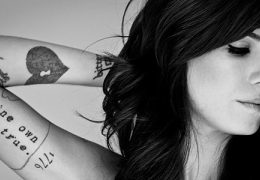 Christina Perri virá ao Brasil