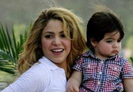 Shakira está esperando um menino