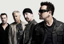U2 confirma turnê para 2015 baseada em novo disco