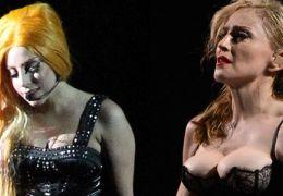 Lady Gaga alfineta Madonna mais uma vez
