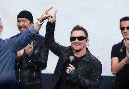 Álbum novo de U2 estreia em 9º lugar na Billboard