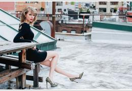 Taylor Swift vende 1,287 milhão de discos em apenas uma semana