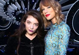 Lorde defende Taylow Swift no Twitter