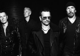 Revista Rolling Stone US escolhe novo álbum do U2 como o disco do ano