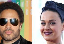 Lenny Kravitz fará apresentação junto com Katy Perry no Super Bowl