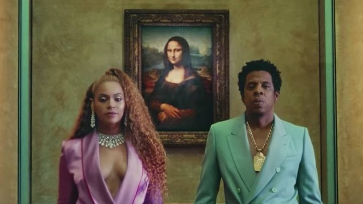 Beyoncé e Jay-Z fazem Museu do Louvre bater recorde de visitantes em 2018