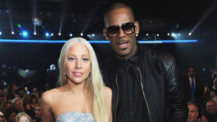 Lady Gaga pede para retirar música com R. Kelly dos serviços de streaming