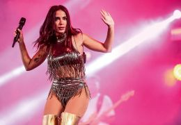 Anitta é indicada ao Billboard Latin Music Awards