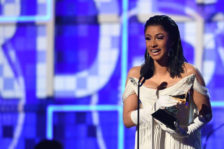 Lady Gaga defende vitória de Cardy B no Grammy