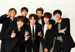BTS confirma show no Brasil