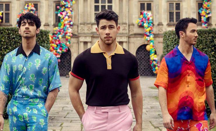 Jonas Brothers confirmam retorno e anunciam nova música