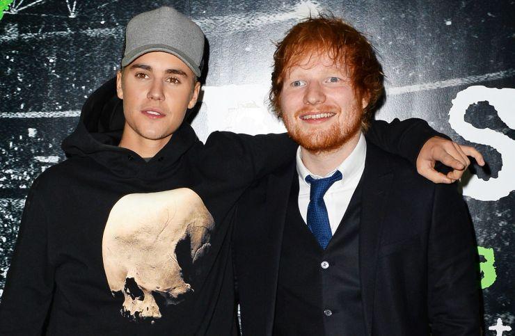 Justin Bieber lança música em parceria com Ed Sheran