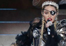 Madonna faz apresentação polemica no Eurovision 2019