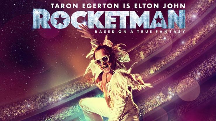 "Trilha do filme ""Rocketman"" entra no top 10 britânico"