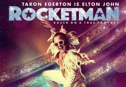 """Trilha do filme """"Rocketman"""" entra no top 10 britânico"""