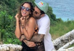 Anitta confirma namoro com surfista Pedro Scooby