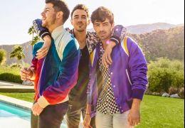 Jonas Brothers retornam para liderança da parada americana