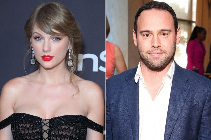 Taylor Swift critica empresário que comprou sua antiga gravadora