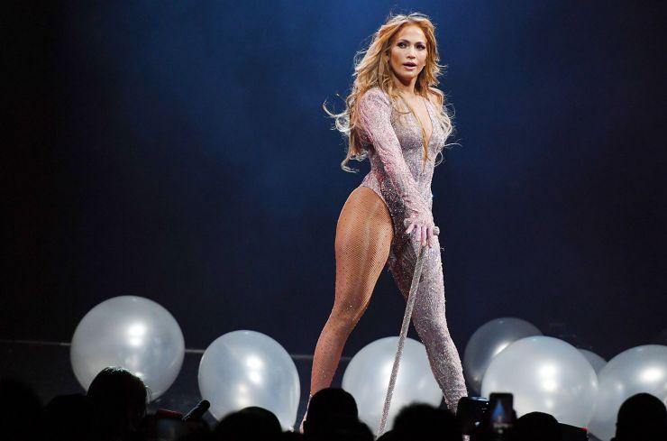 Jennifer Lopez mostra bastidores de show cancelado durante apagão em NY