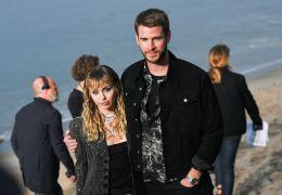 Liam Hemsworth entra na justiça com pedido de divórcio de Miley Cyrus