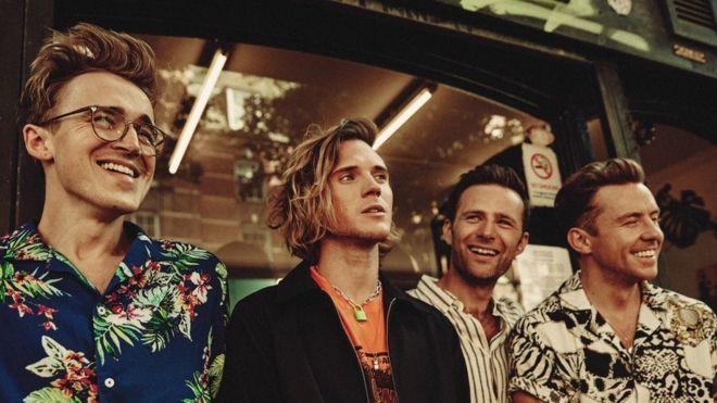 McFly confirma retorno com músicas inéditas e show