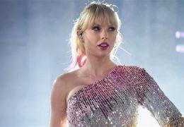 Taylor Swift fará show no Brasil
