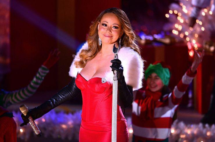 Mariah Carey anuncia turnê natalina