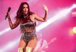 Anitta confirmada em show de encerramento da Copa Libertadores
