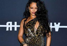 Rihanna é criticada na internet por vender roupa com pele animal