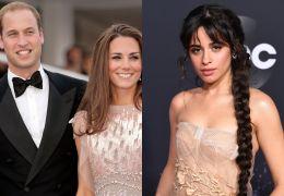Camila Cabello afirma ter roubado item do Palácio de Kensington