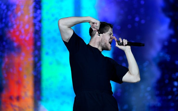 Vocalista anuncia pausa do Imagine Dragons