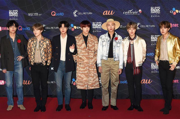 BTS anuncia nova turnê em 2020