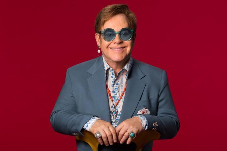 Elton John ganha indicação ao Oscar por canção original