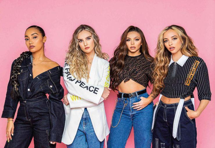 Little Mix cancela gravação de clipe no Brasil