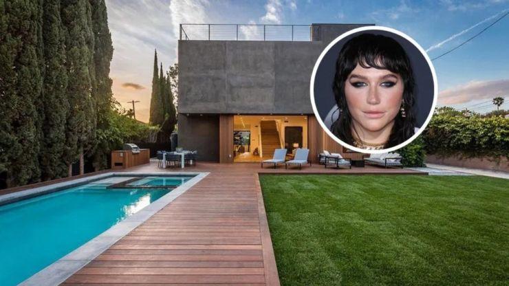 Kesha compra mansão de R$ 25 milhões na Califórnia