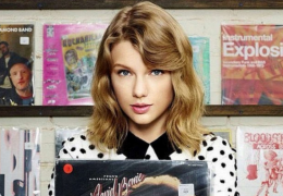 Taylor Swift ajuda loja de discos independente de Nasjville