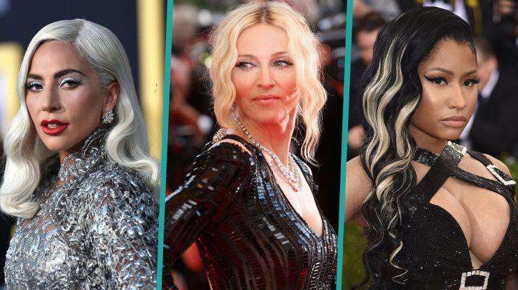 Lady Gaga, Mariah Carey e Madonna viram vítimas de hackers