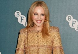 Kylie Minogue promete álbum mais adulto