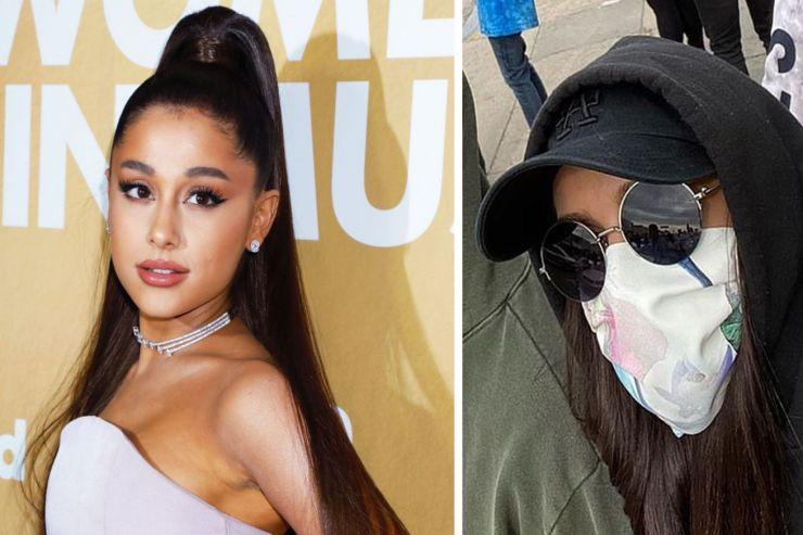Ariana Grande, Shawn Mendes e Camila Cabello participam de manifestações contra
