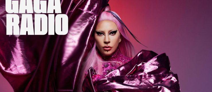 Lady Gaga terá programa de rádio próprio