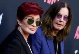 Vida de Ozzy Osbourne e Sharon ganharão filme