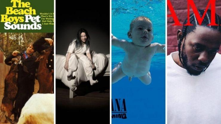 Revista Rolling Stone escolhe os 500 melhores discos de todos os tempos