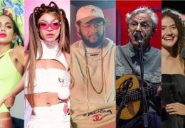 Confira os indicados do Grammy Latino 2020