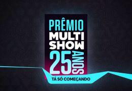Divulgados os indicados ao Prêmio Multishow 2020