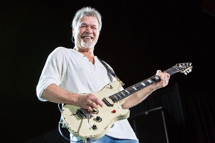Eddie Van Halen morre vítima de câncer na garganta