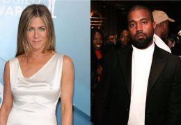 "Kanye West alfineta Jennifer Aniston: ""Friends nem era tão engraçado"""