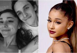 Ariana Grande anuncia noivado com Dalton Gomez