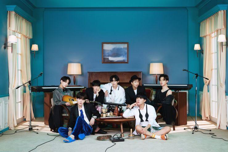 BTS gravará edição especial do Acústico MTV