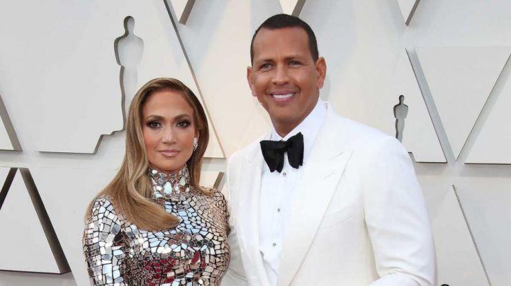 Jennifer Lopez termina noivado com Alex Rodriguez