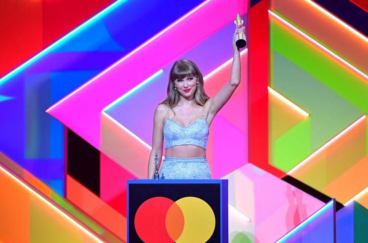 Confira os vencedores do BRIT Awards 2021